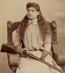 The Annie Oakley Pay-It-Forward Model