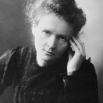 Marie Curie Was Helped By Her Friends