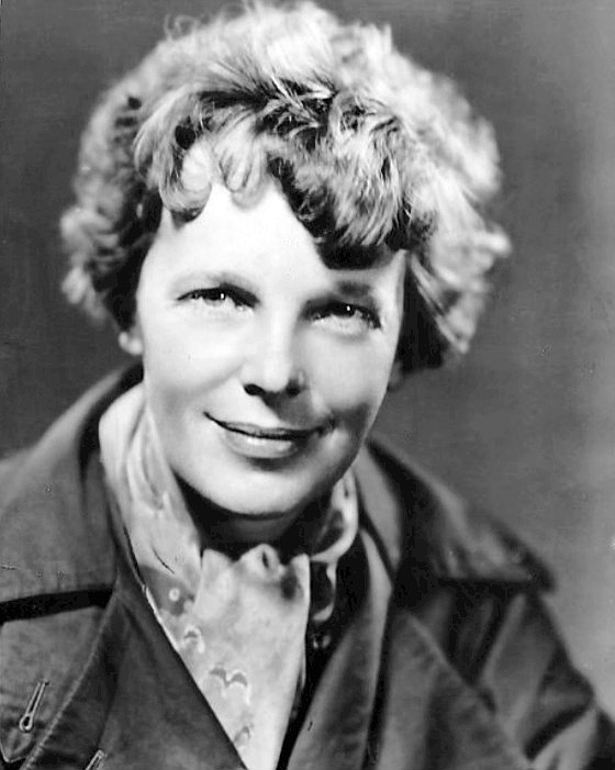 Amelia Earhart the Spy?