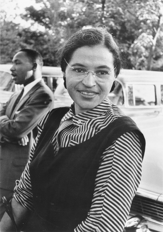 One Fact About Rosa Parks