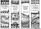 A Story About My Strong Women Bookmarks