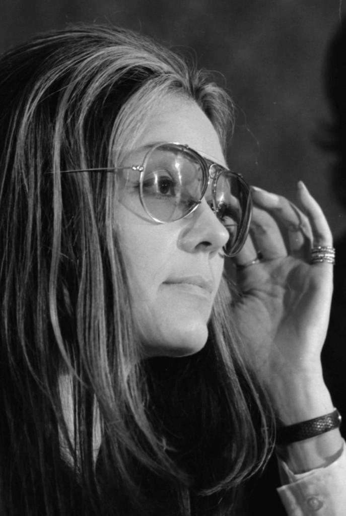 Three of Gloria Steinem's Discoveries