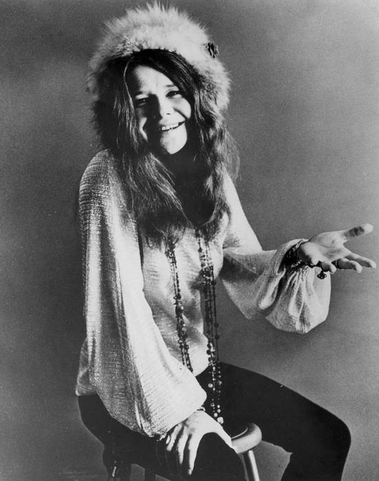 Two Facts about Janis Joplin