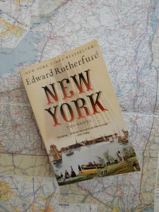 The book New York on top of New York