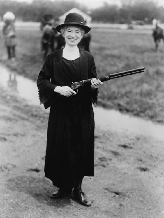 My Sister, Annie Oakley, and Me