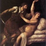 The Swimmer from Stanford University and Lucretia from Ancient Rome