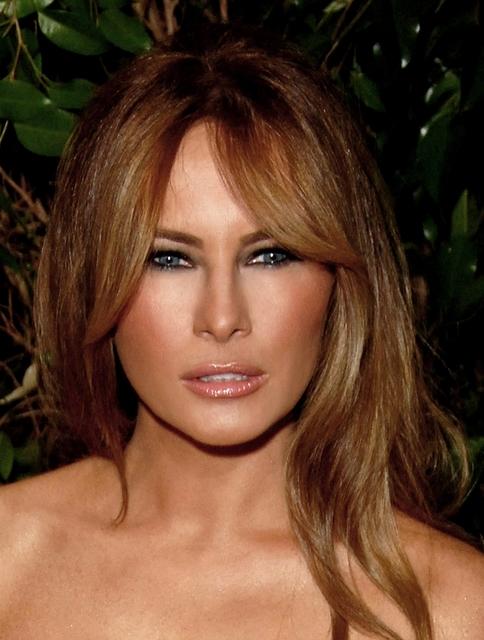 The Symbolism of Melania Trump