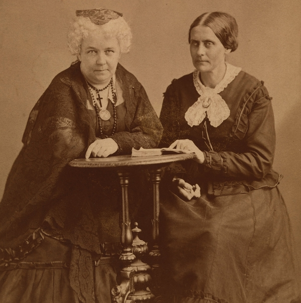 The Suffragists Supported Each Other