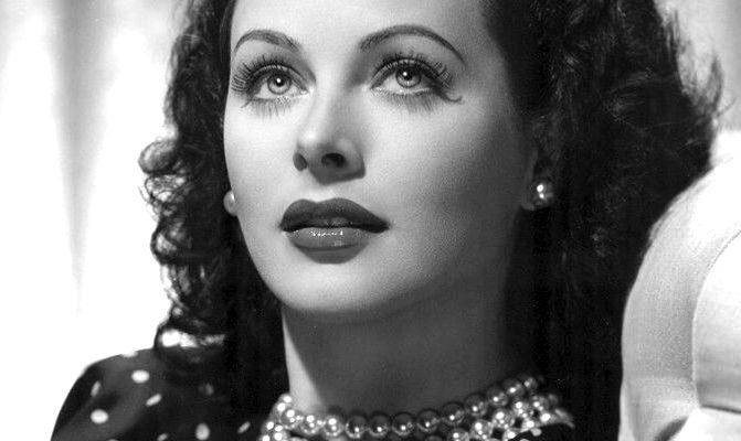 Hedy Lamarr in 1944