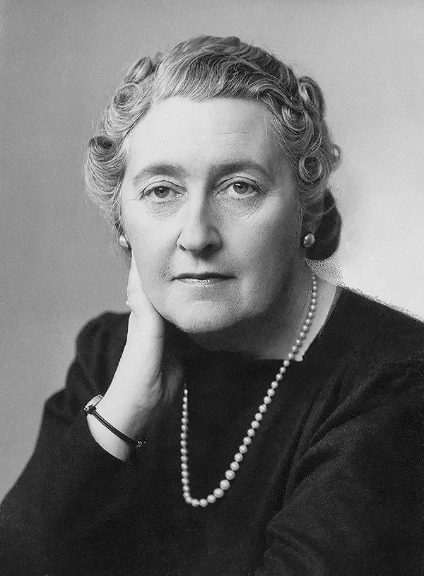 Seven Fascinating Facts about Writer Agatha Christie (1890-1976)
