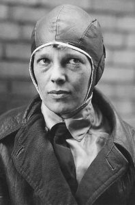 Photograph of Amelia Earhart