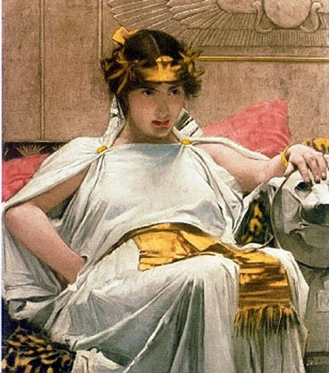 How the Heck Did Cleopatra Become Queen?