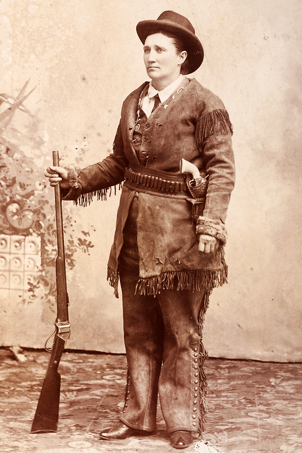 The Sadness of Calamity Jane (1856-1903)
