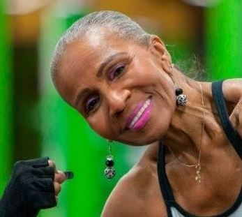 Eighty-One-Year-Old Bodybuilder Ernestine Shepherd Doesn't Believe in Age Limits