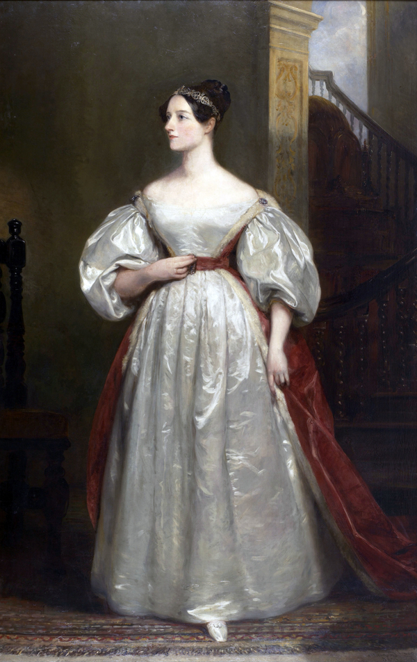 Ada Lovelace (1815 – 1852) and the Extra Effort
