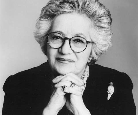 Photograph of Judith Leiber