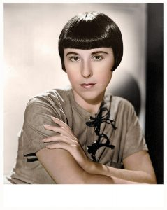 Photograph of Edith Head