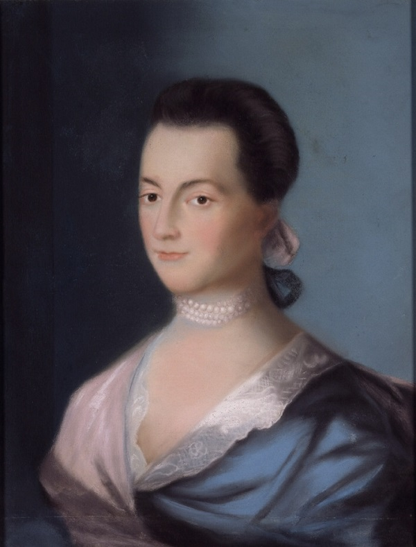 First Lady Abigail Adams (1744 – 1818) Cleaned It Up With Charm