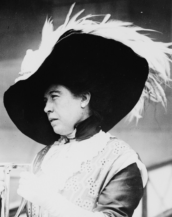 Photograph of Molly Brown