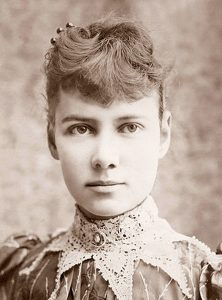 Photograph of Nellie Bly