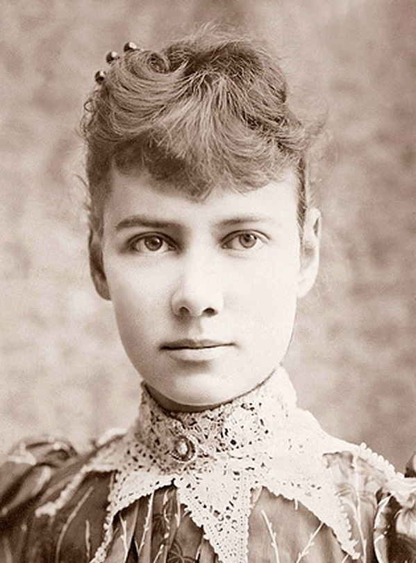 Nellie Bly (1864 – 1922) Was Determined
