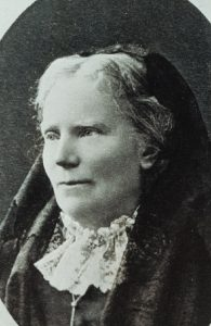 Photograph of Elizabeth Blackwell