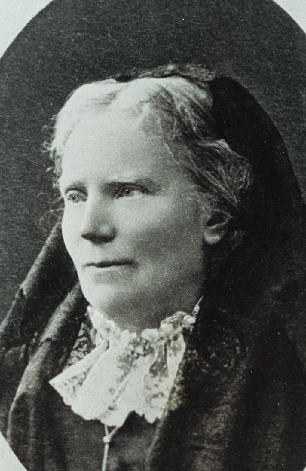 Physician Elizbeth Blackwell (1821-1910) Persevered