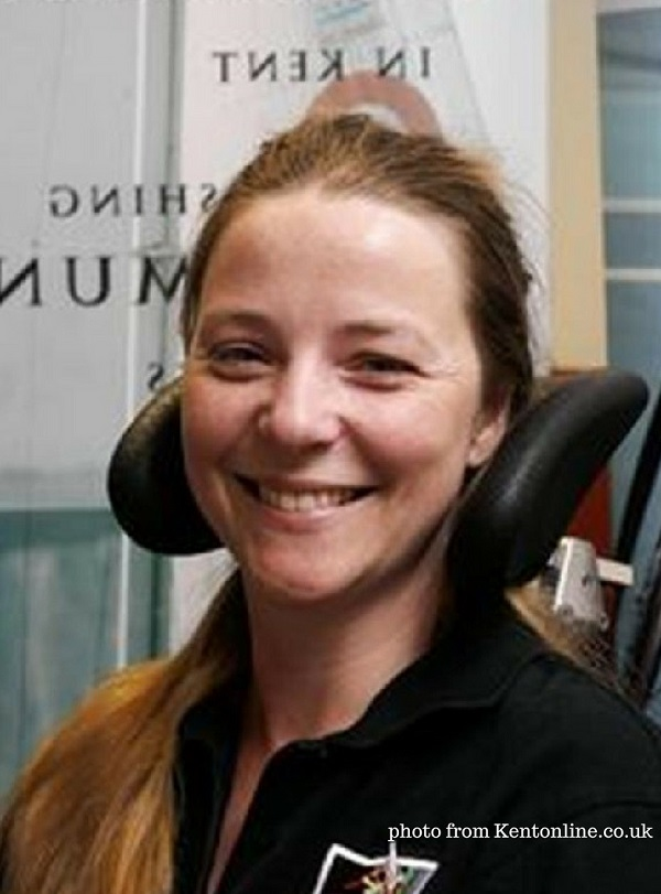 Quadriplegic Hilary Lister (1972- 2018) Was a Sailor