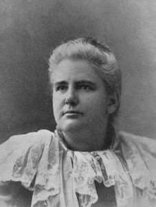 Photograph of Anna Shaw