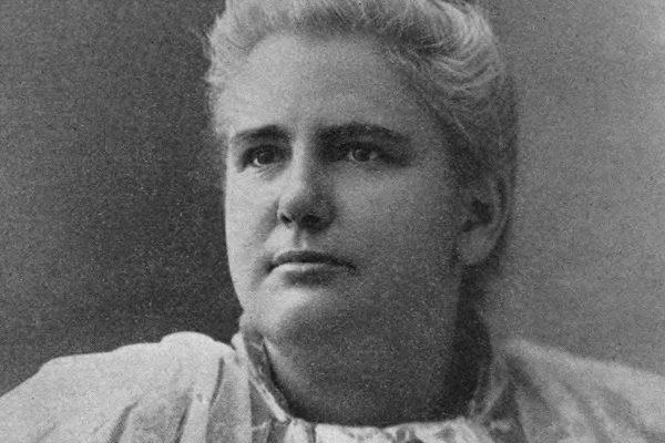 Photograph of Anna Shaw