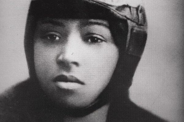 Photograph of Bessie Coleman