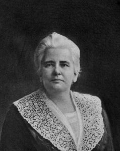Photo of Anna Howard Shaw