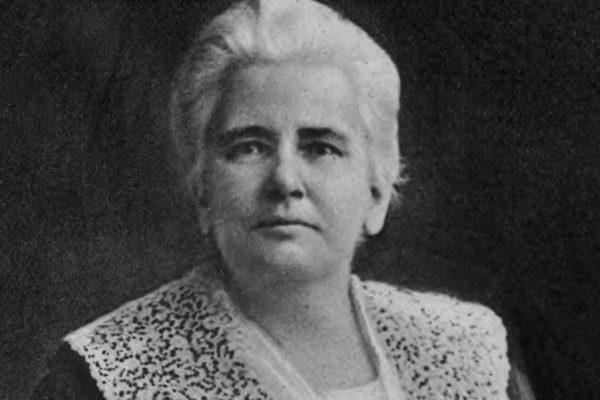 Photo of Anna Howard Shaw