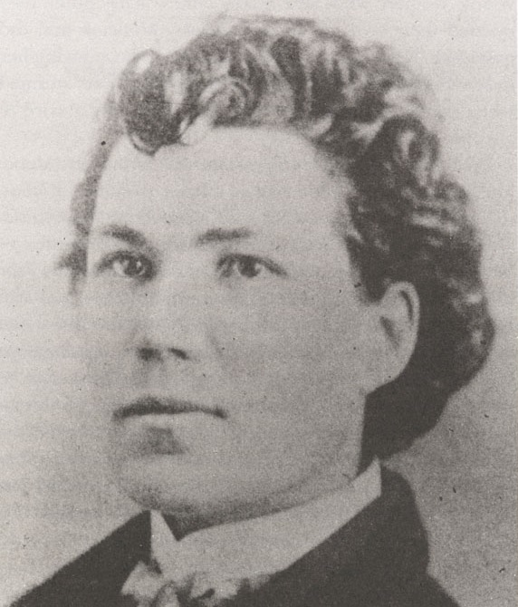 Photograph of Sarah Edmonds